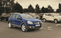 Nissan Qashqai scoops third What Car? Used Car of the Year Award