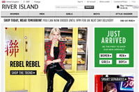 RiverIsland offers an even better next day delivery service