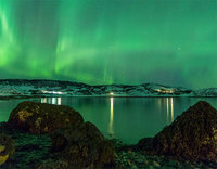 See the New Year in under the Northern Lights