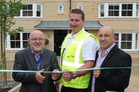 Hospital benefits from new homes