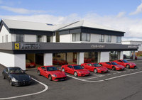 Charles Hurst unveils new Ferrari showroom in Belfast