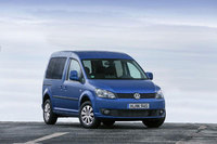 The new Volkswagen Caddy BlueMotion