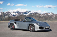 The new Porsche 911 Turbo Cabriolet models