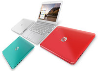 HP Chromebook 14 offers powerful performance