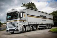 Nelson raises the roof with new fleet flagship from Mercedes-Benz