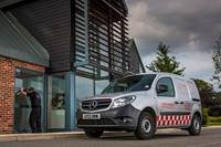 Security firm guards against high running costs with Mercedes-Benz Citan