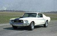 Ford Mustang is voted Europe's most-wanted classic car