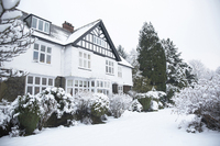 Have a country house Christmas with unique Lake District touches