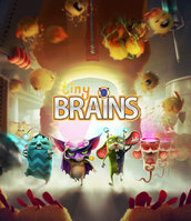 Spearhead and 505 Games partner for Tiny Brains launch