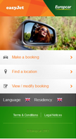 Europcar and easyJet break new ground with mobile site for easyJet customers