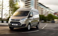 New high-roof Ford Transit Custom on sale