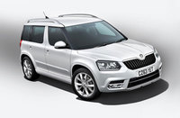 Prices and specifications announced for facelifted Skoda Yeti