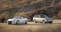 Record breaking sales for Jaguar Land Rover UK
