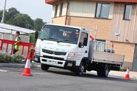 Allpark racks up the miles with new FUSO Canter