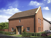 Act now to secure a stunning new home at Bracken Park in Bracknell