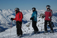 Snoworks add Ski Courses in the resort of La Tania