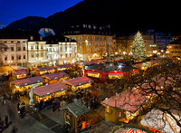 Christmas markets in Italy