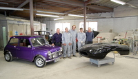2Refinish Classic Car Restoration and Bodywork Services opens in the Midlands