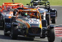 Caterham hosts free race event at Silverstone
