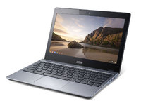 Acer C720 Chromebook - Sleek design, speed and security