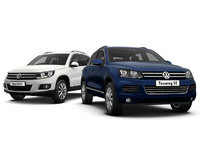 A fortnight of fabulous finance offers on Volkswagen 4x4s