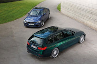 World's fastest diesel production car is launched by Alpina