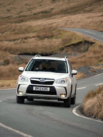 SUV of the Year award for new Subaru Forester