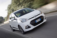 The new generation Hyundai i10 gets you from 'A' to 'B'