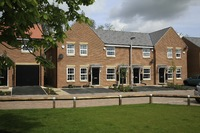 Coming soon - new executive homes to Howden
