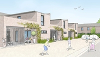 New Castleward homes to be revealed on 24th October