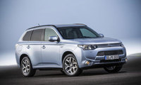 Mitsubishi Outlander Plug-in Hybrid EV start of sales in Europe
