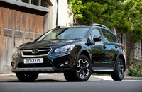 Subaru launches rugged XV Black limited edition
