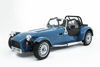 Back to the future: Caterham launches Seven 160