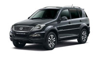 SsangYong Rexton W - Serious off-roader meets smooth urban cruiser