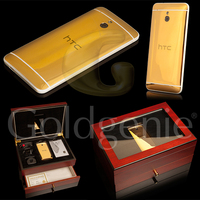 The new 24 CT Gold HTC One Mini