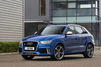 Audi RS Q3 quattro is the residuals star of the SUV world
