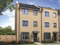 Sales cabin opens to buyers at Taylor Wimpey's The Arboretum