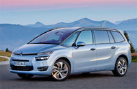 New Citroen Grand C4 Picasso to make public premiere at Gadget Show Live