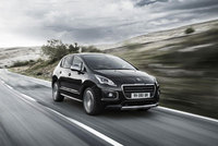 Enhanced Peugeot 3008 and 3008 HYbrid4 Crossover offer more for less