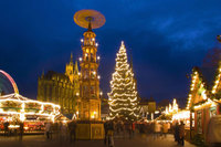 New flight connection London - Erfurt in time for Christmas markets
