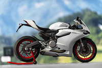 The new Ducati 899 Panigale arrives in UK dealerships