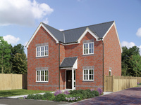 Final five homes in Audenshaw