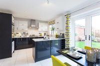 Morris opens doors to new show home at Kearsley development