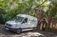 Mercedes-Benz Sprinter is 'safe as houses' for Clearway