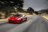2014 C7 Corvette Stingray to star at NEC show