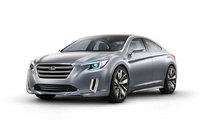 Subaru Legacy Concept to make LA show debut
