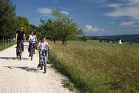 New Lake Constance cycle path - perfect for first time holiday on two-wheels