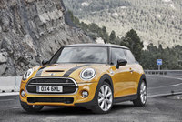 All new, all MINI: The new MINI Hatch revealed