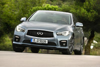 Infiniti adds 2.0-litre turbocharged petrol engine to Q50 range