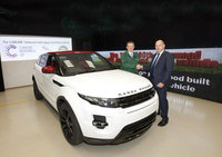 Jaguar Land Rover celebrates 1,000,000 vehicles built at Halewood operations